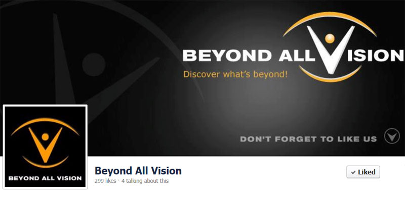Beyond All Vision